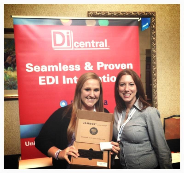 Congrats to Allison, DiCentral's Acumatica Partner Summit Prize Drawing Winner!