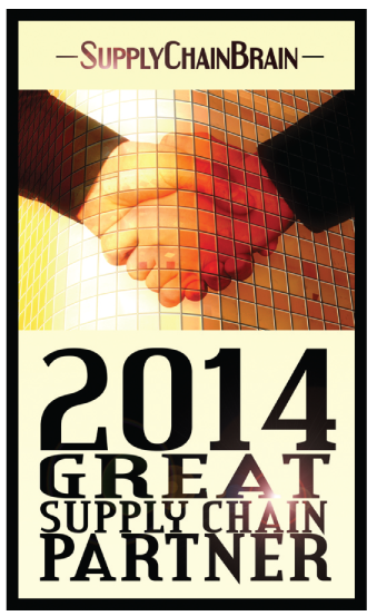 DiCentral Named to 2014 100 Great Supply Chain Partners List