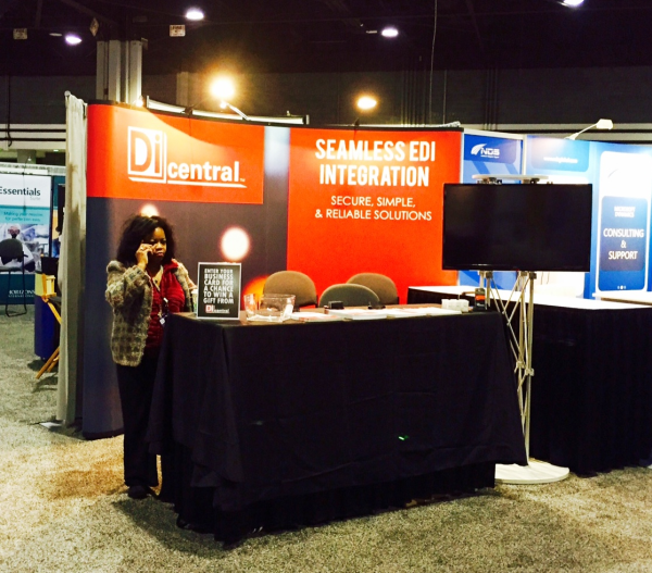 Day 2 of Microsoft Convergence! Find the DiCentral Team at Booth 1358