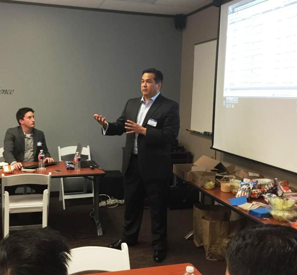 DiCentral Presents at the Houston Oracle Users Group
