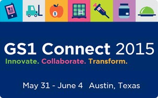 DiCentral exhibiting at GS1 Connect 2015
