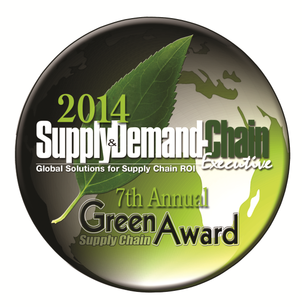 DiCentral Named 2014 Green Supply Chain Award Winner by SDCExec