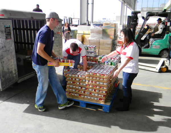 DiCentral Houston Food Bank