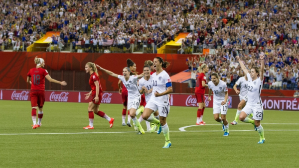 U.S. Women's National Soccer Team Heads to the World Cup!