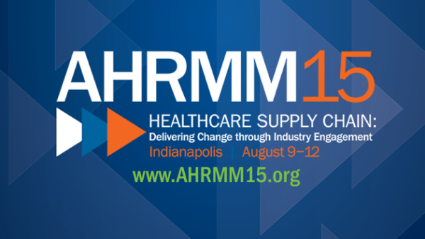 AHRMM15 Attendees: Visit the DiCentral Team at Booth #1131