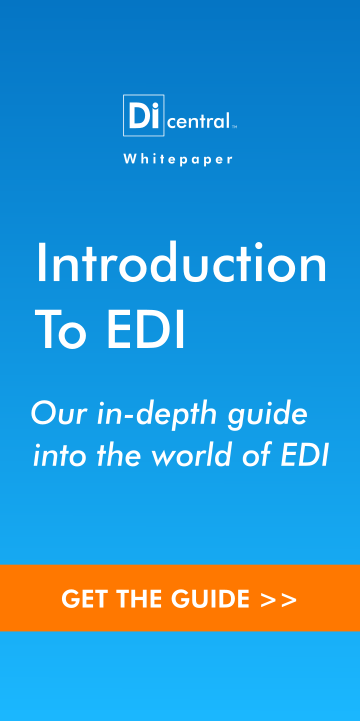 White paper - Introduction to EDI
