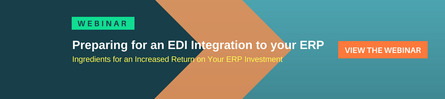 Webinar - Preparing for an EDI Integration to your ERP