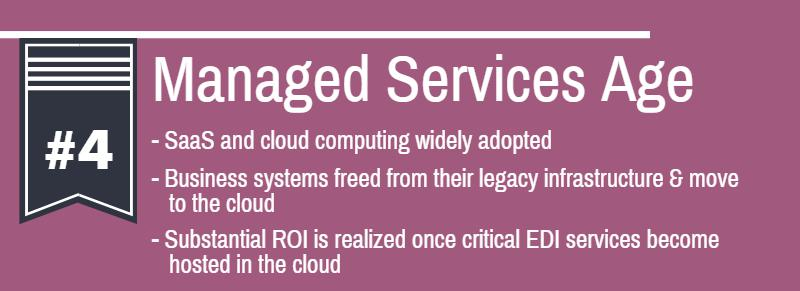 EDI Enters its 4th Age: the Managed Services Age — Part 2
