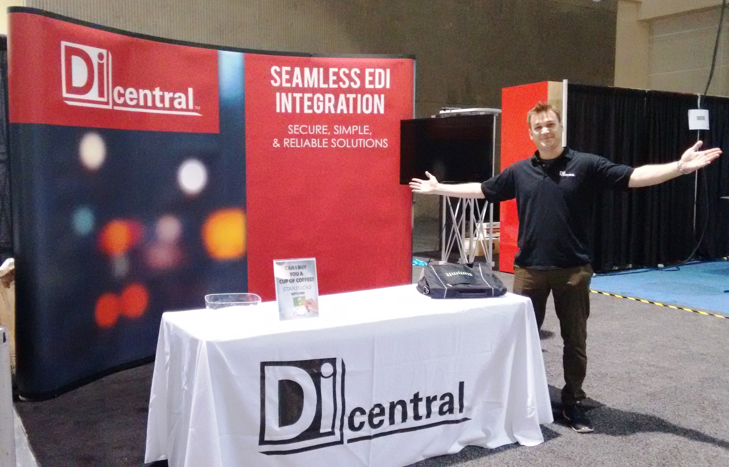 Booth #209 at Summit 2015— it's where the magic is happening