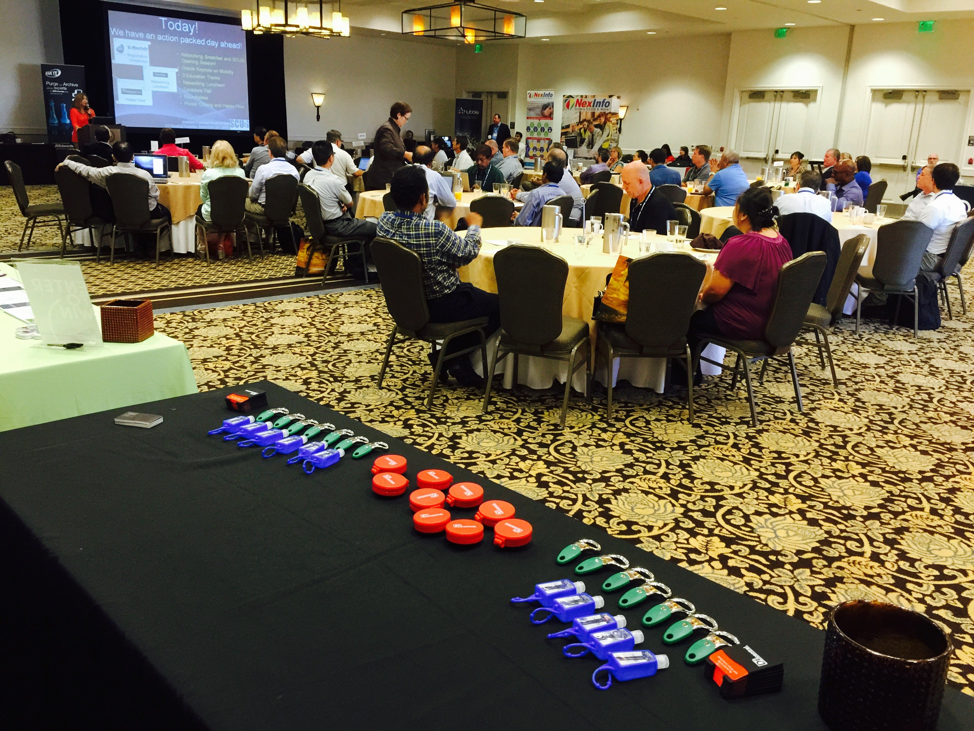 The Southern California User Group Q3 Meeting is Happening Today!